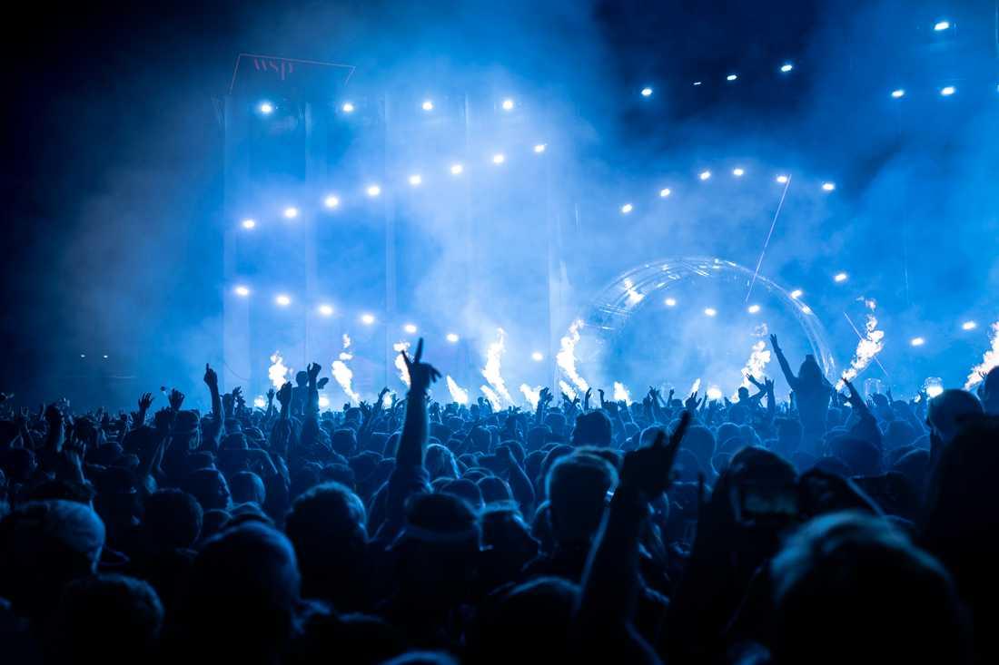 Årets Summerburst blir ett digitalt evenemang, där publiken kommer att kunna chatta med artisterna medan konserterna pågår. Arkivbild.