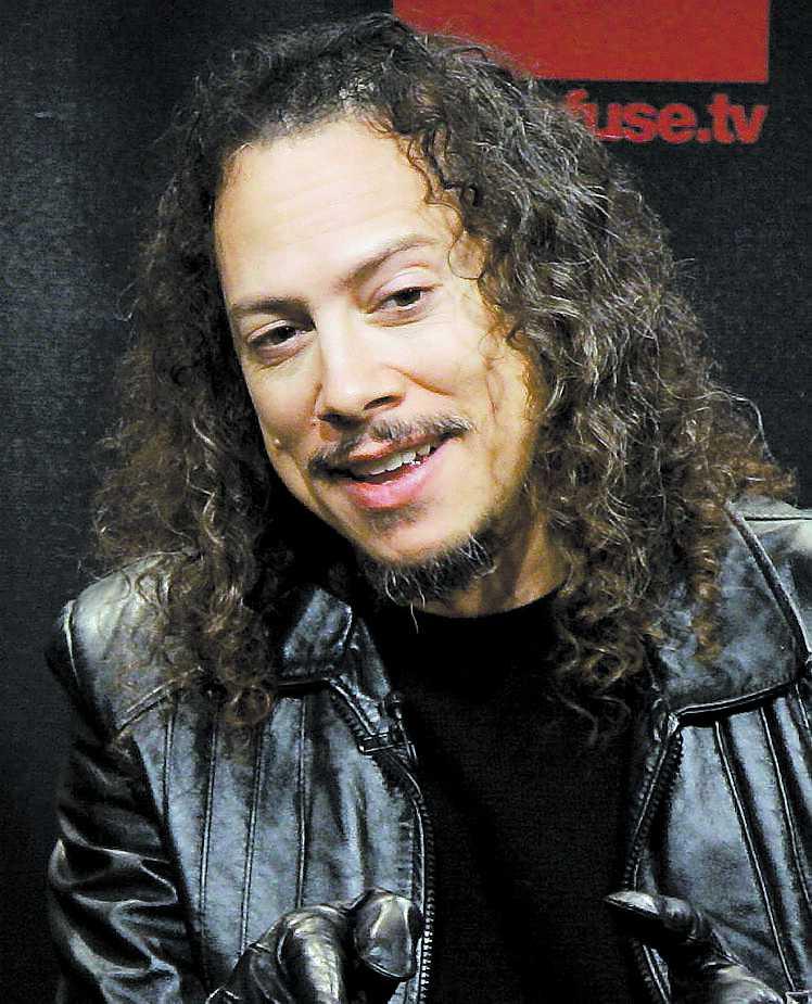 Hammett har två små barn hemma i San Francisco.