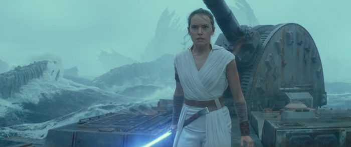 """Star wars: The rise of Skywalker""."