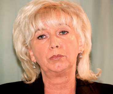 Professor Eva Lundgren.