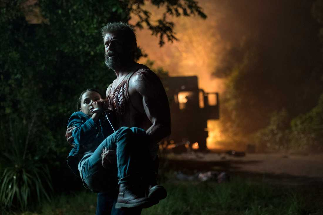 "Hugh Jackman i ""Logan - the Wolverine""."
