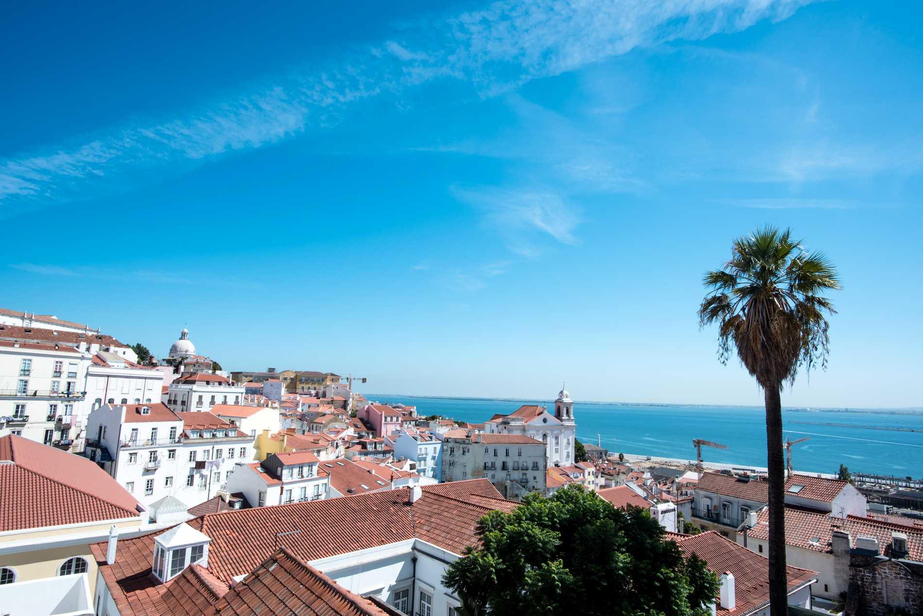 Lissabon är en mysig weekendstad.