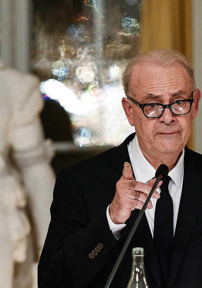 Patrick Modiano fick Nobelpriset 2014. I nya romanen återvänder han till andra världskrigets Frankrike. Foto: TT