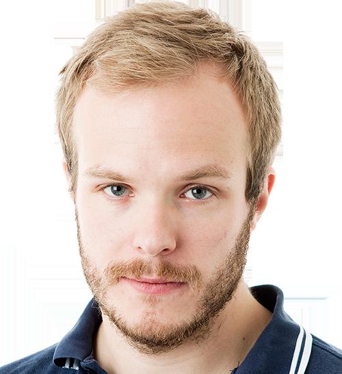 Profilbild Niklas Eriksson