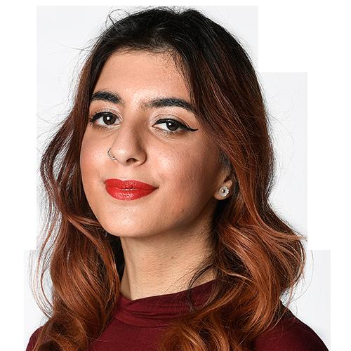 Profilbild Natasha Azarmi