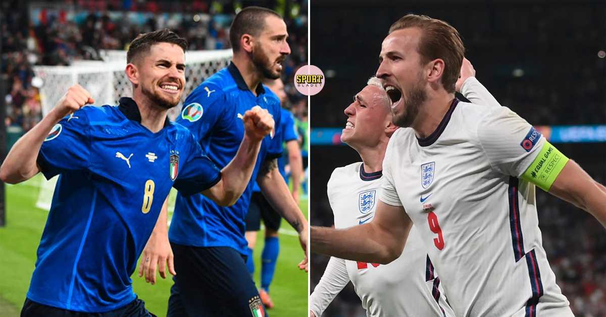 Italien-England – allt om finalen i EM 2021