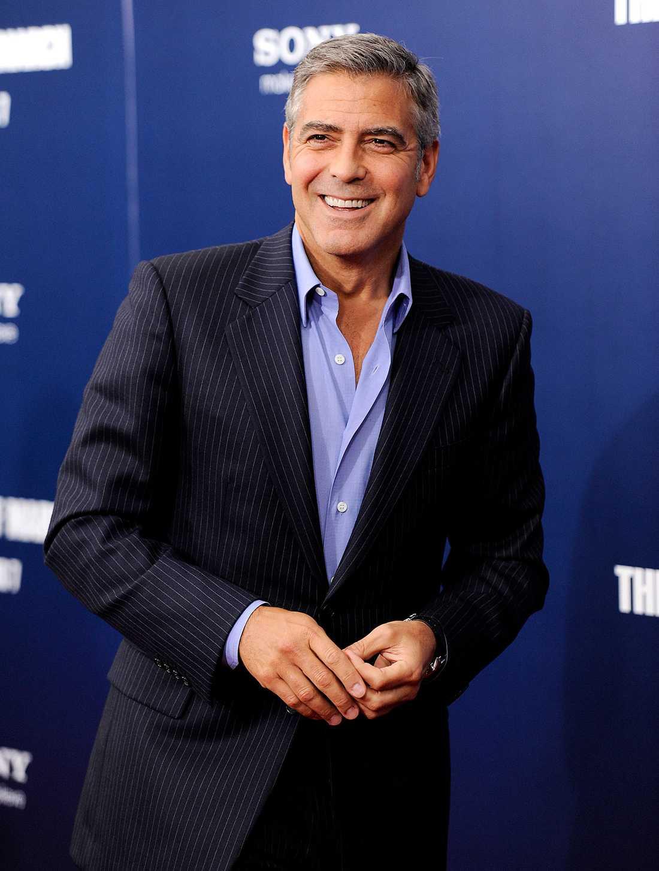George Clooney vill inte bli pappa.