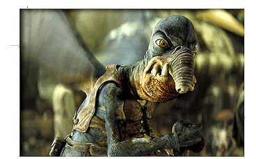 Slavhandlaren Watto, Star Wars. Källa: Internet