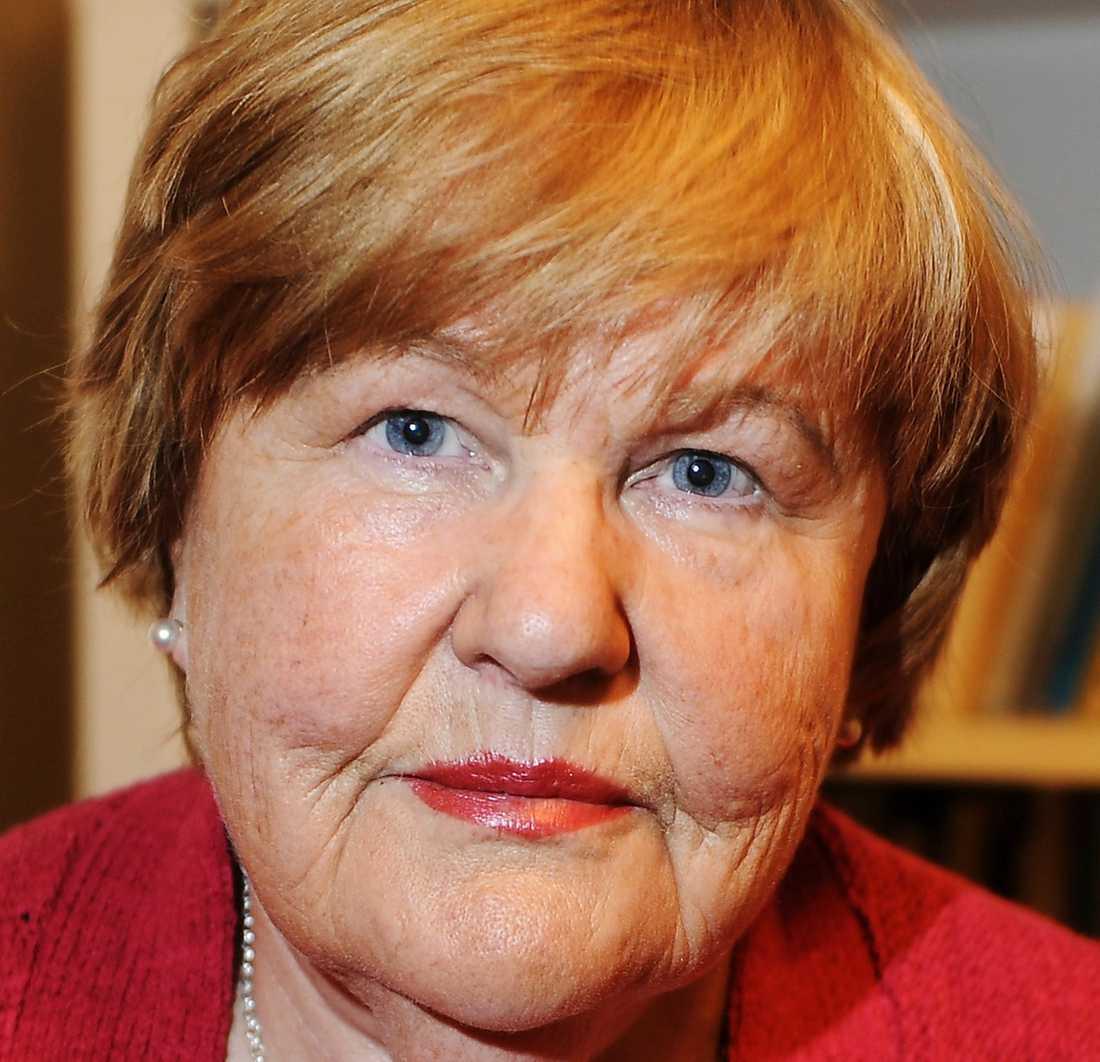 Berit Nilsson.