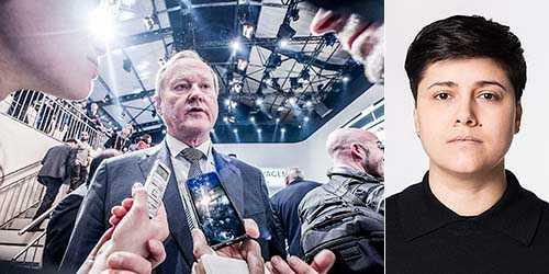 """""""Va fan får vi för pengarna?"""", sa Leif Östling när han ännu vad ordförande för Svenskt Näringsliv. I dag är han delägare i Silver life, som går i bräschen för privat finansiering av äldrevården."""
