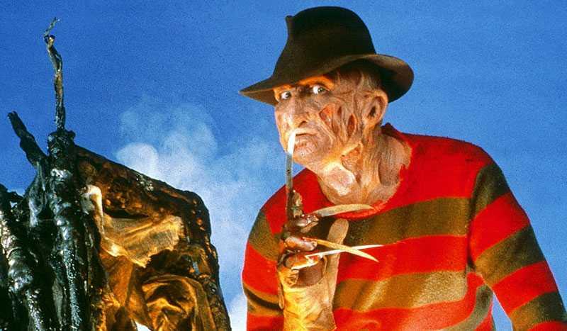 Robert Englund som Freddy Krueger – snart kan han ersättas.