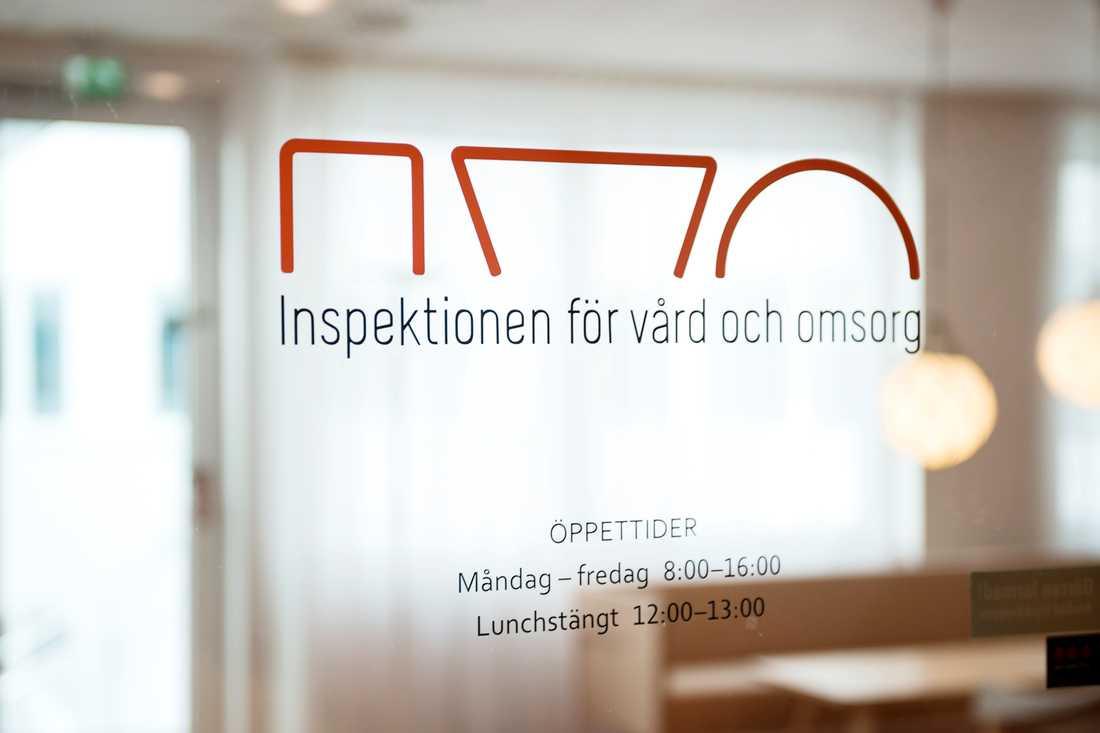 Piteå sjukhus har anmälts till Inspektionen för vård och omsorg (Ivo) enligt lex Maria. Arkivbild.
