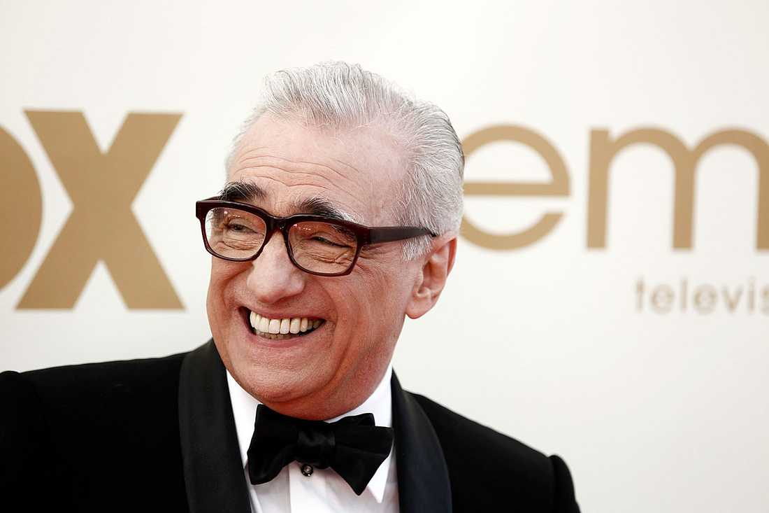 "Martin Scorsese vann regipriset för dramat ""Boardwalk empire""."