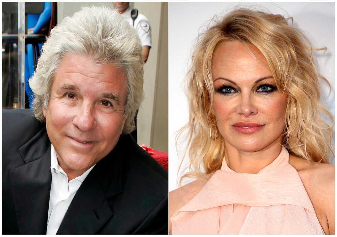 Den 74-årige filmproducenten Jon Peters och 52-åriga Pamela Anderson gifte sig den 20 januari, men har nu separerat.