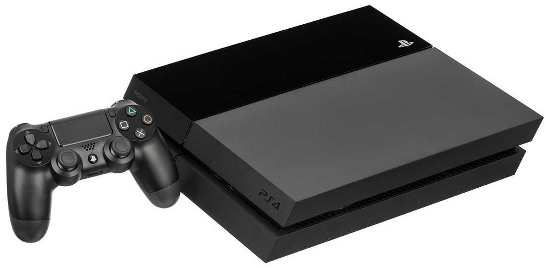 Playstation 4 är också poppis.