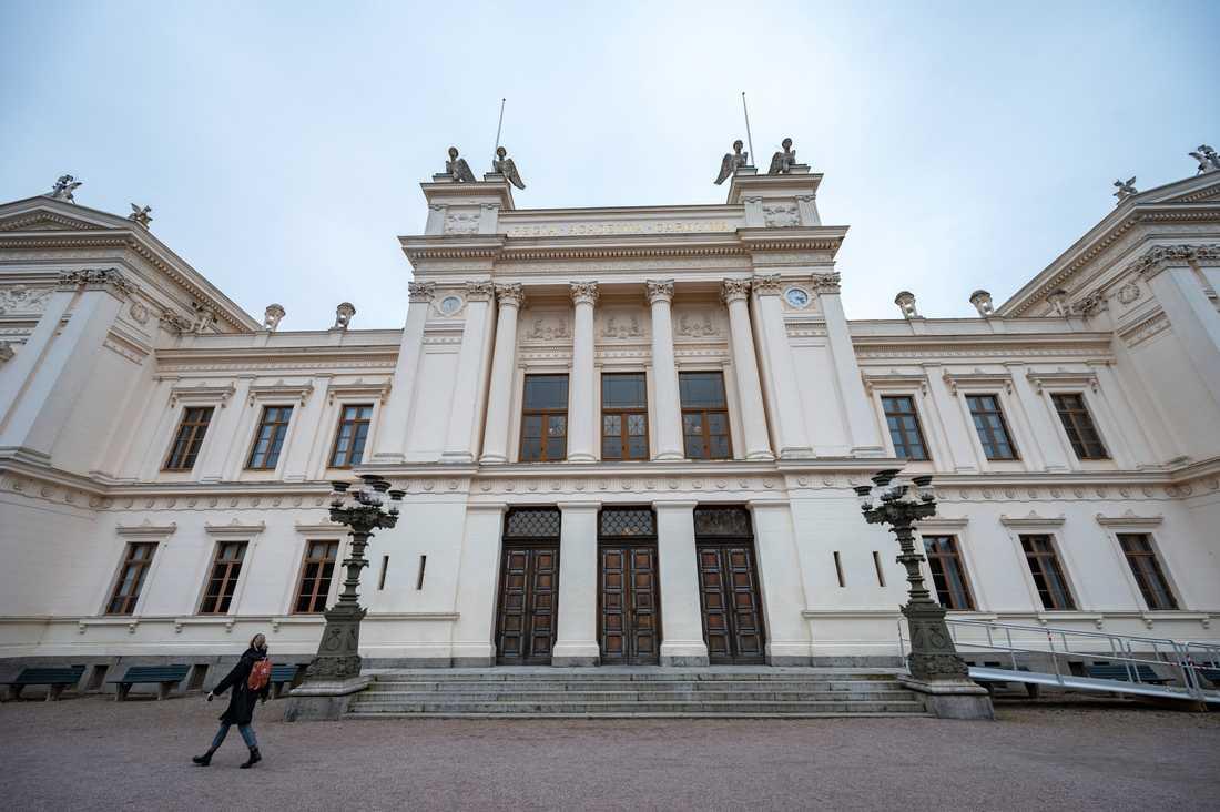 En stor skillnad jämfört med normala terminsstarter är att alla nybörjarstudenter från andra delar av landet har kunnat erbjudas boende i Lund. Arkivbild.
