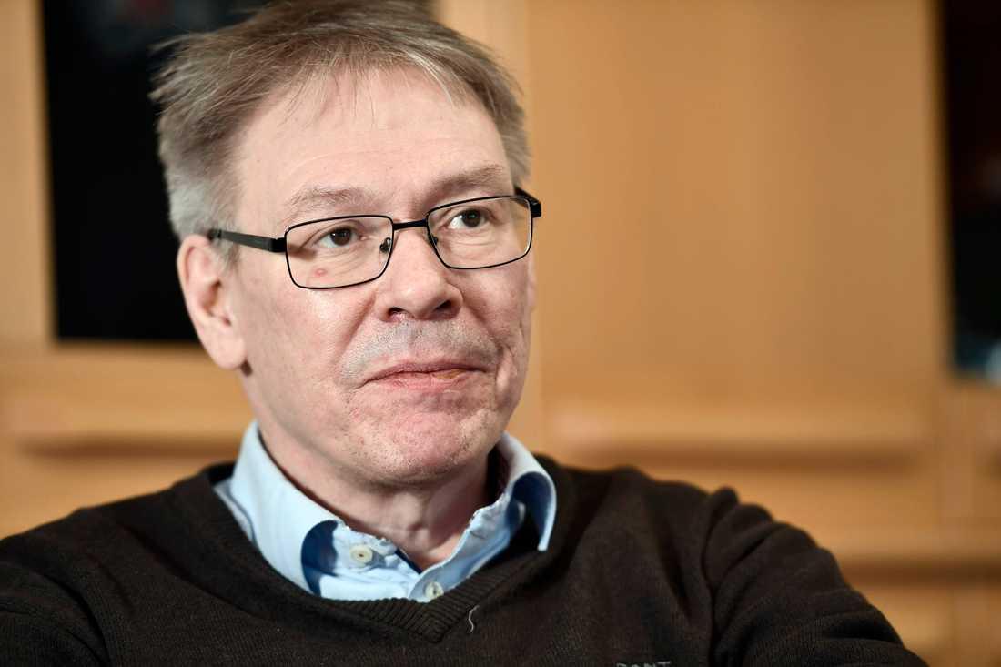 Palmeåklagaren Krister Petersson.