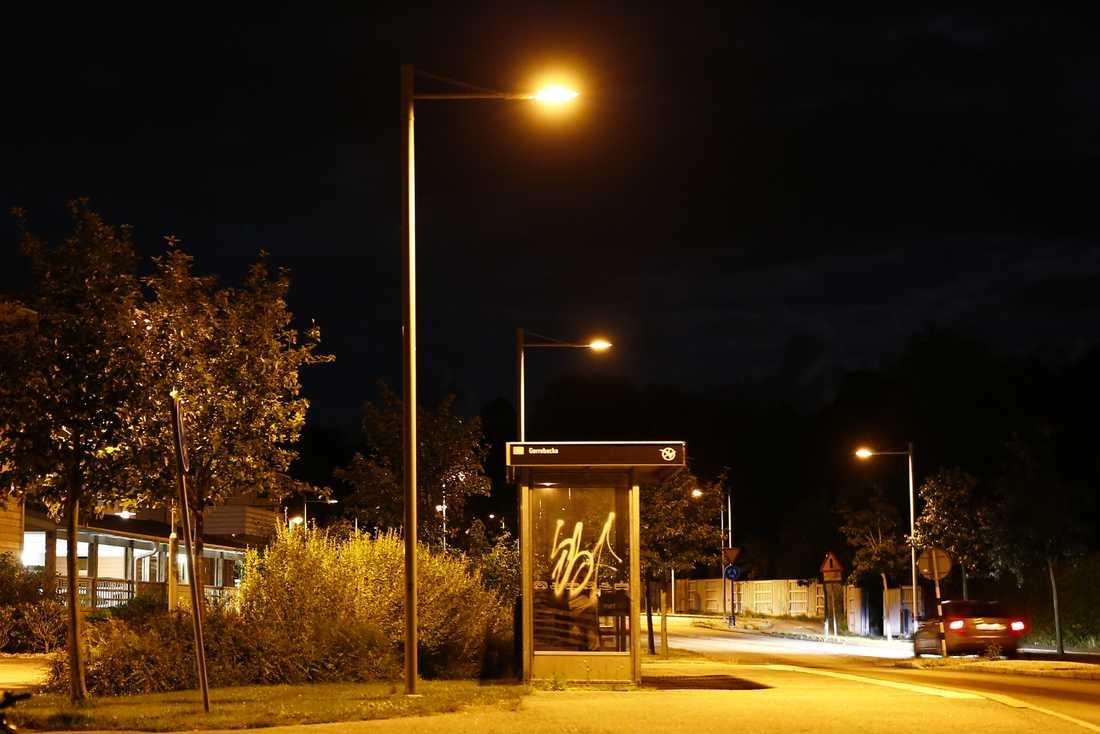 Billdal utanför Göteborg