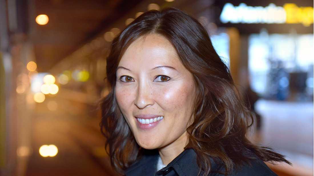 Lena Sundström.