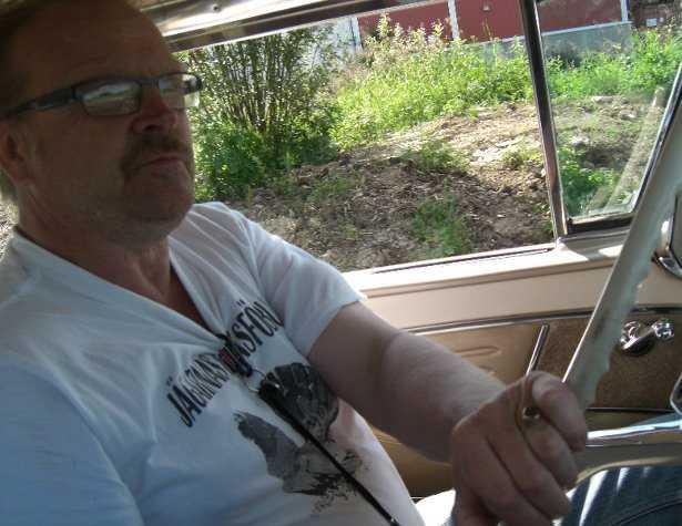 Håkan Andersson är en av skaparna bakom rondellsemlan.