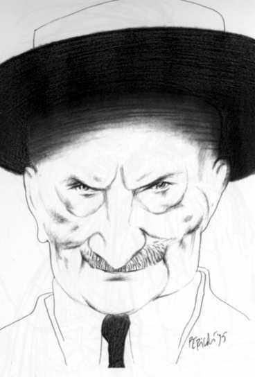 Nietzsche, Derrida och Heidegger.
