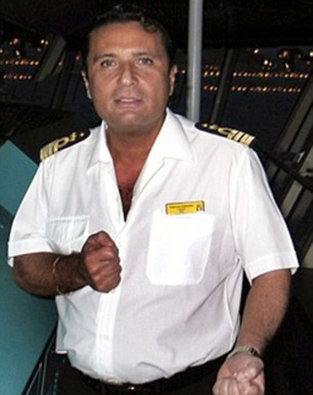 Costa Concordias kapten Francesco Schettino är brottsmisstänkt.