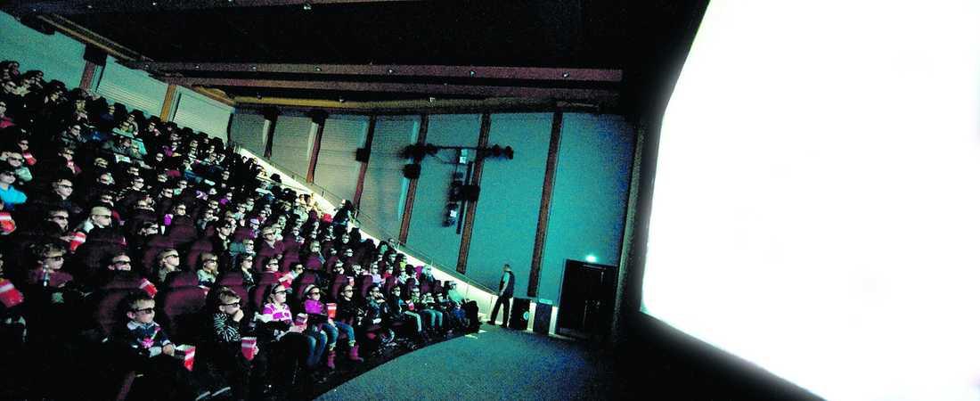 Filmstaden Sergel på Hötorget i Stockholm är en del av Bonniers biografimperium.