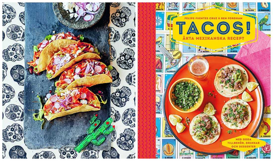 äkta mexikansk mat recept