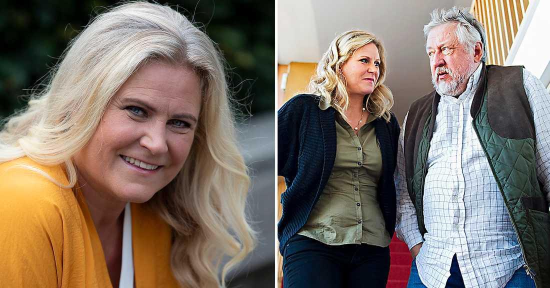 Camilla Kvartoft Om Valet Familjen Och Leif Gw Persson Aftonbladet