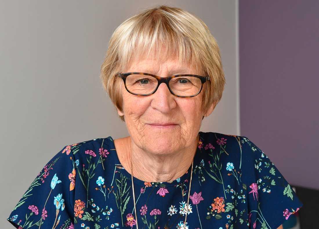 Stina Holmberg, utrednings- och forskningsråd på Brottsförebyggande rådet. Arkivbild.