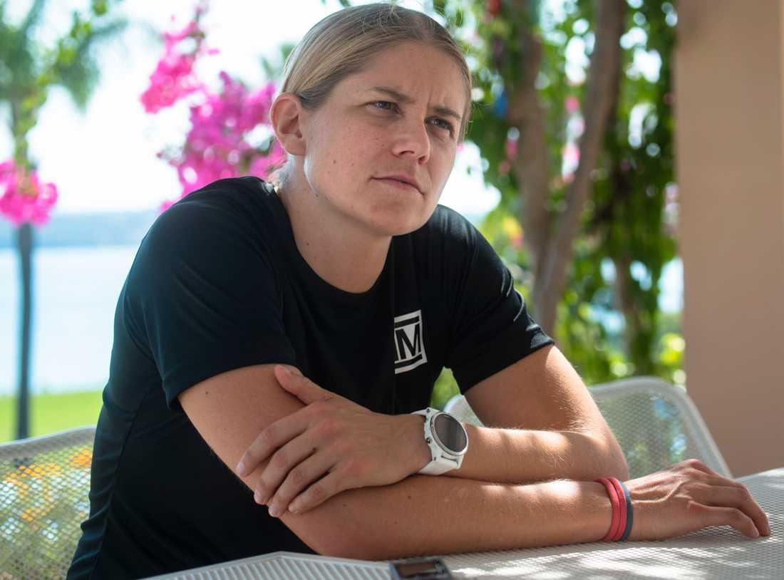 Kände inga tydliga mål. Ida Ingemarsdotter lade av med skidåkningen i maj, efter 10 mästerskap.