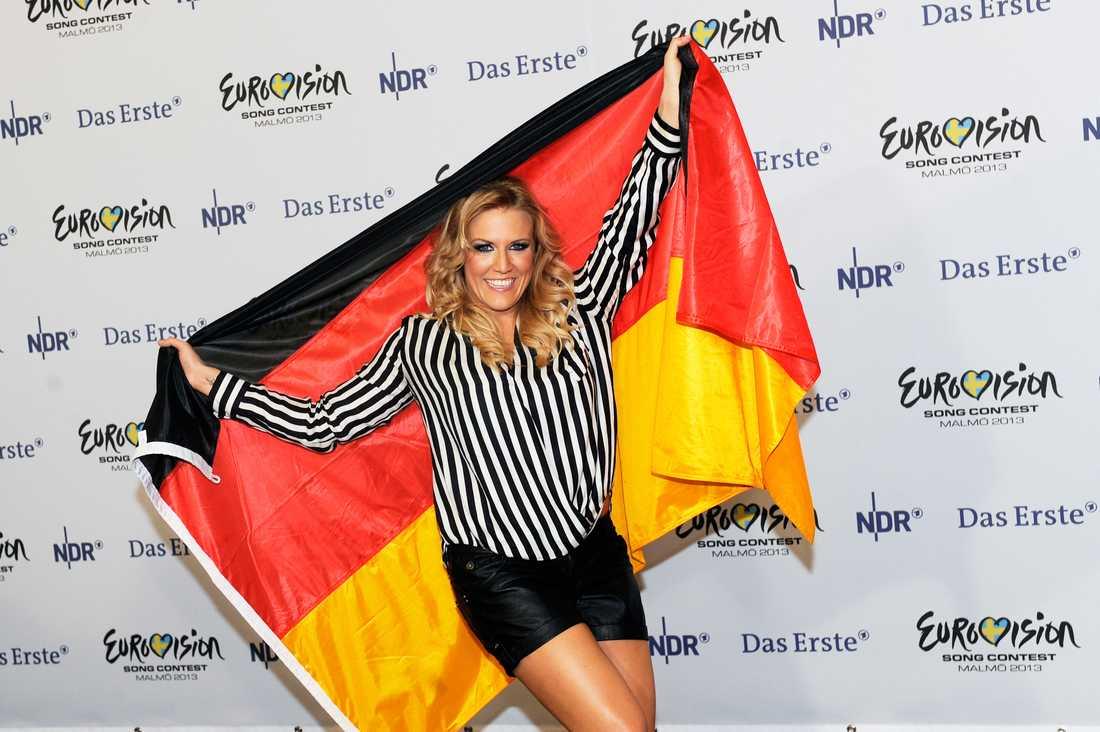 Tysklands Eurovisionartist Cascada.