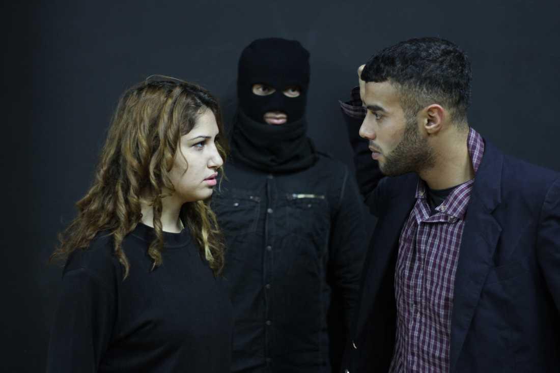Det kulturella motståndet handlar om att befria palestinierna från mental förstening och intelektuell undernäring, enligt Frihetsteatern i Jenin.
