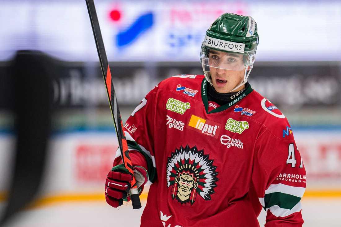Daniel Torgersson.