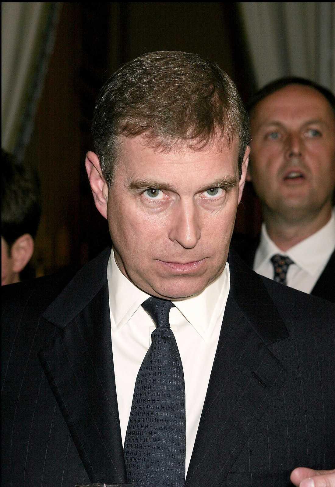 Prins Andrew – William och Harrys farbror.