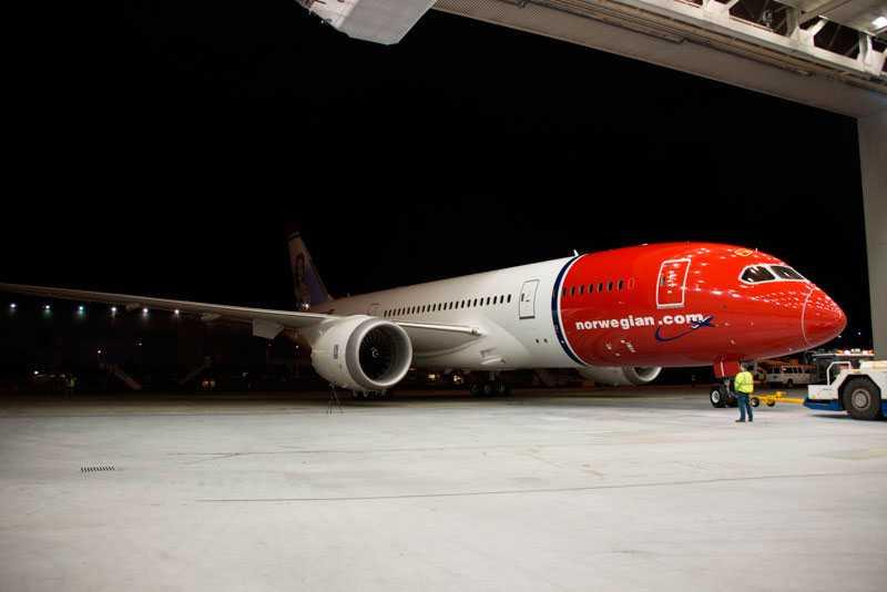 Problemen bara fortsätter för Norwegians nya Dreamliner-plan.
