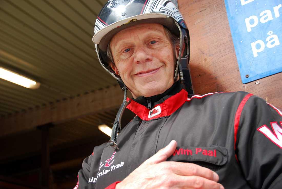 Wilhelm Paal kör Ringostarr Treb precis som vid segern i Olympiatravet.