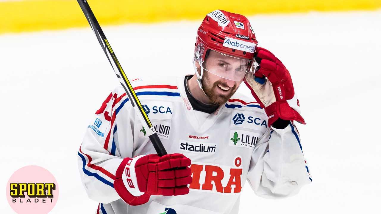 Albin Lundin hattrickhjälte – avgjorde rysare