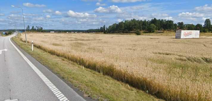 Uppsala kommun ska ta krafttag för att få bort den olagliga reklamen längs E4:an.