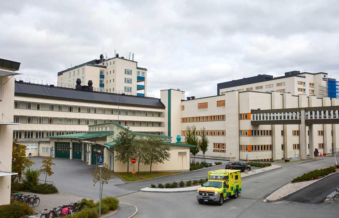 Akademiska sjukhuset har lex-Maria-anmäle händelsen.