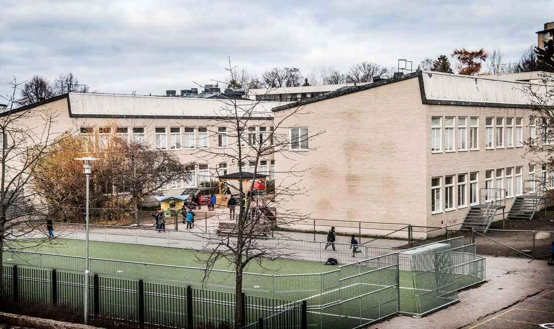 Skolverket kräver tillbaka drygt en miljon kronor av den muslimska friskolekoncernen Al-Azhar. Arkivbild.