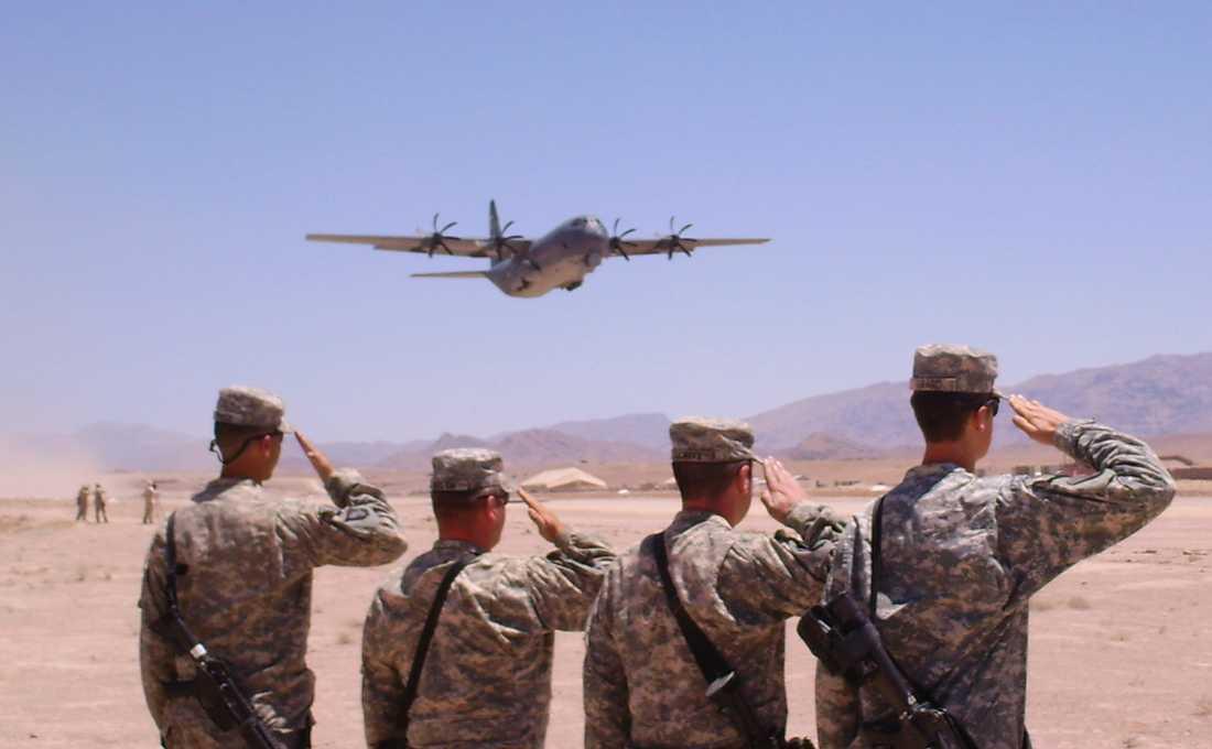 Australiska soldater i Afghanistan 2010. Soldaterna på bilden har inget med texten att göra. Arkivbild.