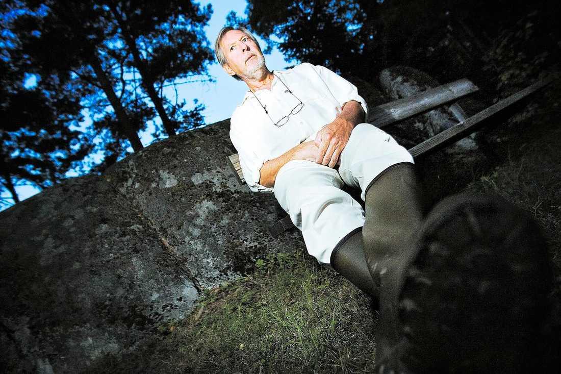 2cd42be4b09 Håller ögonen öppna Thomas Jaenson uppmanar forskare att hålla ögonen öppna  efter skräckinsekten.