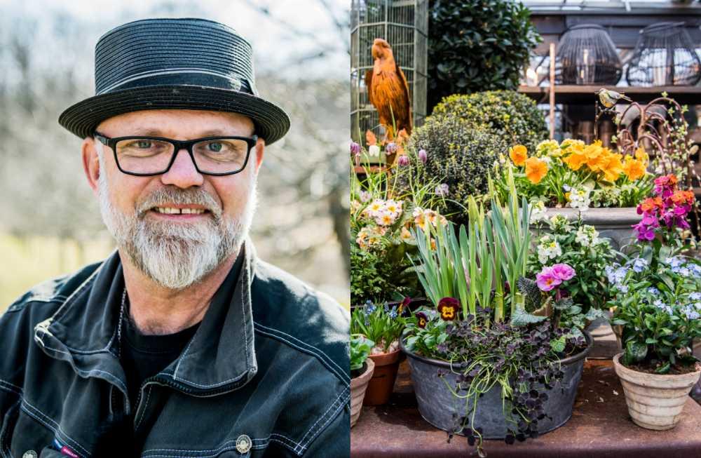 Bosse Rappne tipsar om hur du räddar växterna undan frostdöden.