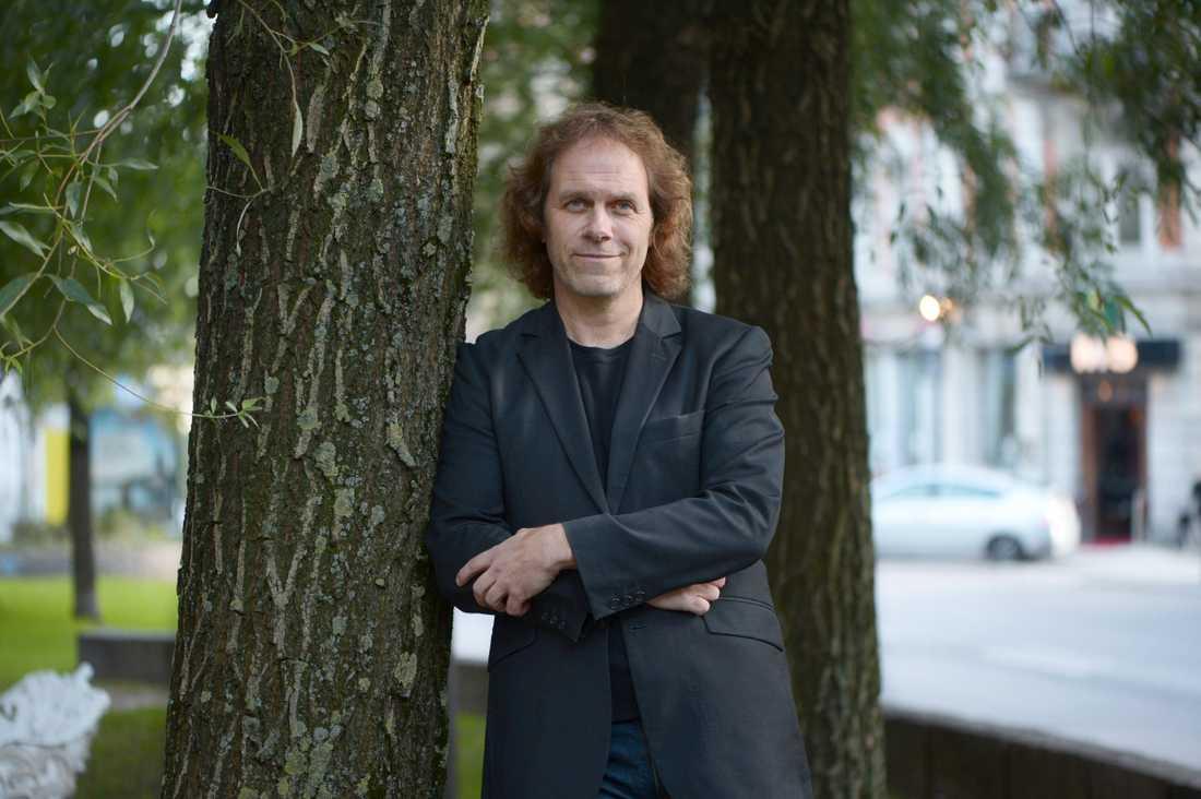 Pär Holmgren, naturskadespecialist och tidigare meteorolog.
