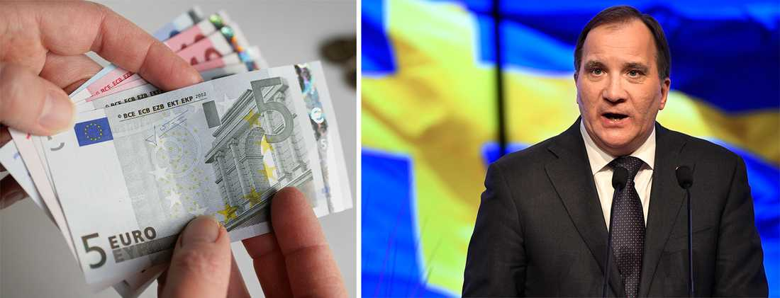 Sverige genomförde en folkomröstning om euron i september 2003. Nej-sidan vann då med 55,91 procent.