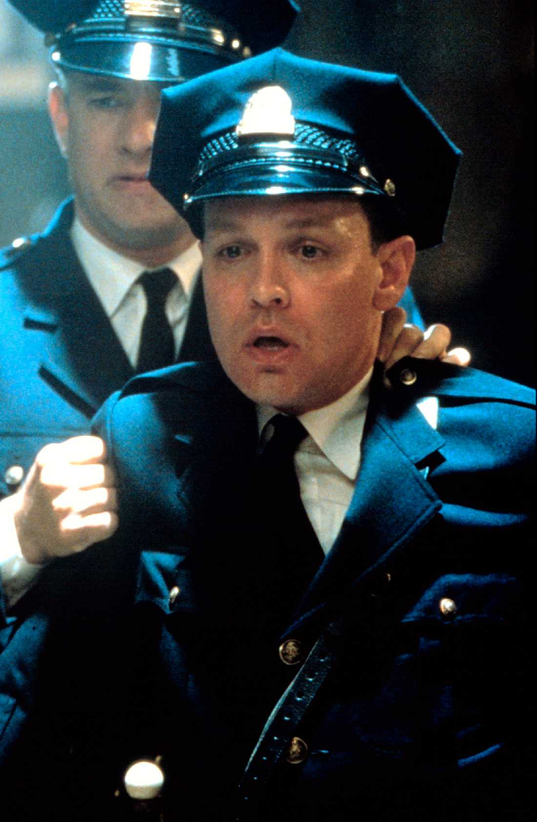 "Hutchison spelade den sadistiske vakten Percy Wetmore i ""The green mile""."