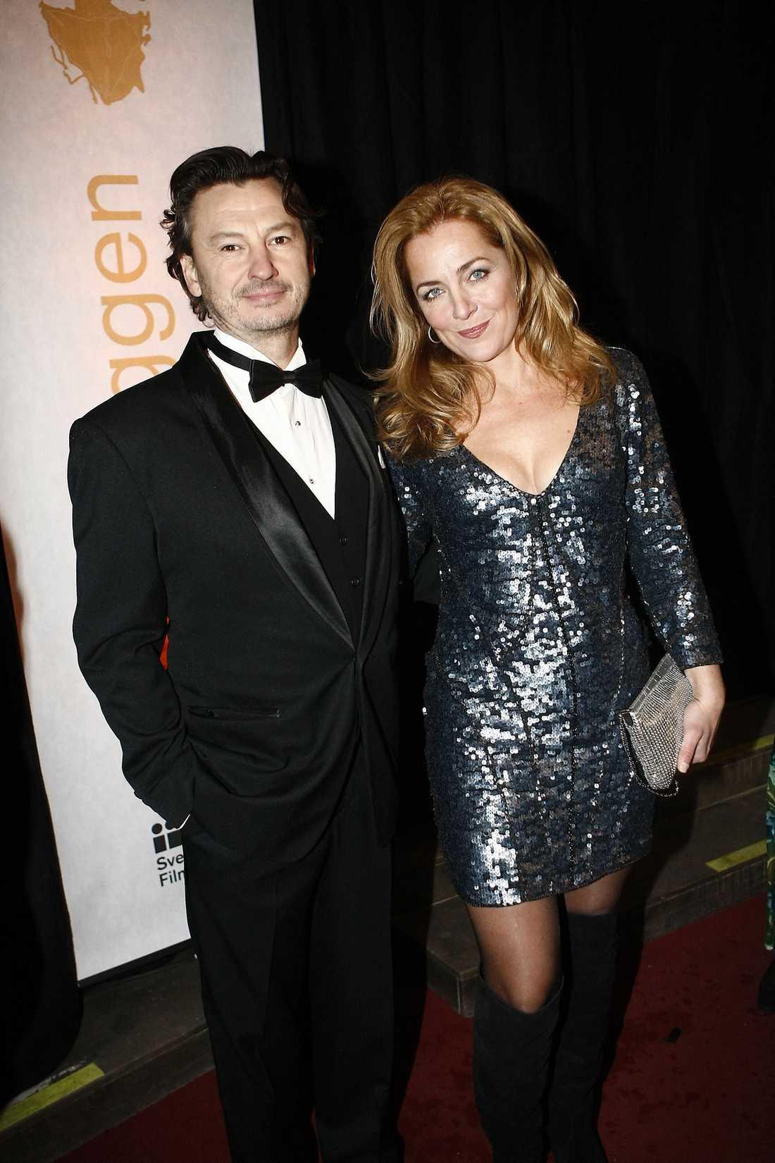 slut efter 20 år Skådespelarparet Anders Ekborg och Lia Boysen har varit tillsammans i 20 år. Nu har de bestämt sig för att ta ut skilsmässa.