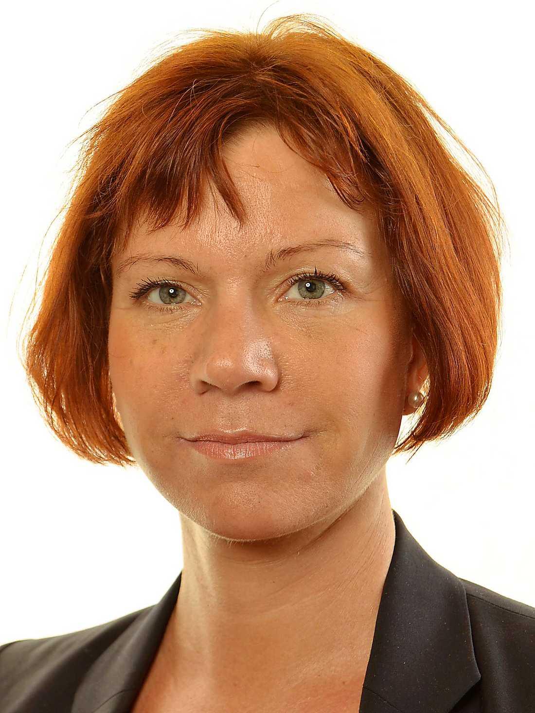 Före detta SD-ledamoten Margareta Larsson