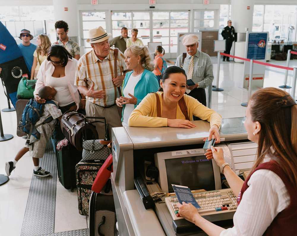 Lång rad med tilläggsavgifter när du flyger numera.